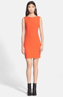 Kenzo - Textured Sleeveless Dress