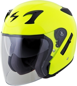 Scorpion - Open-Face Street Motorcycle Helmet