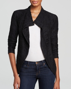 Addison - Abbie Seamed Jacket