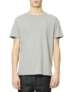 Valentino  - Short-Sleeve T-Shirt with Back Stud