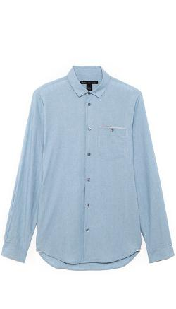 Marc by Marc Jacobs  - Noah Chambray Sport Shirt