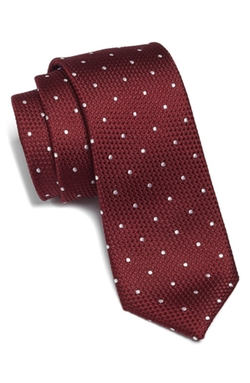 The Tie Bar  - Woven Silk Tie