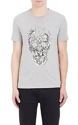 Alexander Mcqueen - Tree Skull T-Shirt