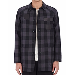 Alexander Wang - Plaid Shirt Jacket