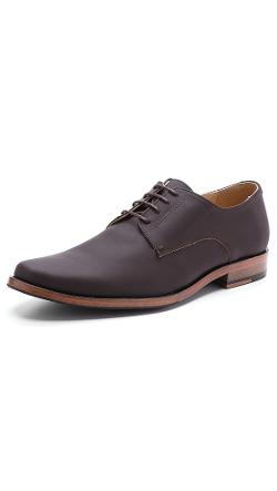 The Generic Man  - Naval Lace Up Oxfords