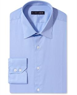 Vince Camuto - Sateen Solid Dress Shirt