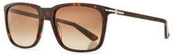 Gucci - Plastic Square-Frame Sunglasses