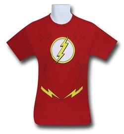 SuperHeroStuff - Flash New 52 Costume T-Shirt