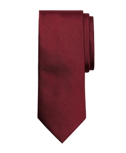 Brooks Brothers - Solid Repp Tie