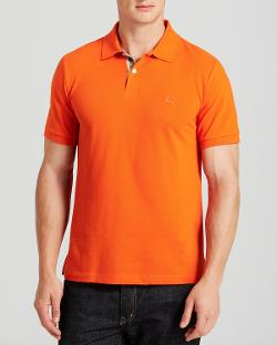 Burberry - Brit Short-Sleeve Polo - Slim Fit