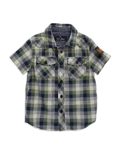 Buffalo David Bitton - Checkered Sportshirt