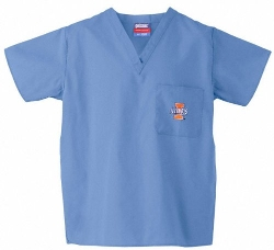 Gelscrubs - Illinois Fighting Illini Scrub Top