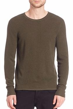 Rag & Bone  - Garrett Merino Wool Sweater