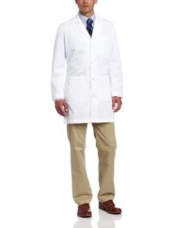 Landau - Four Button Lab Coat
