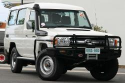 Toyota  - 2009 Landcruiser GXL Troopcarrier
