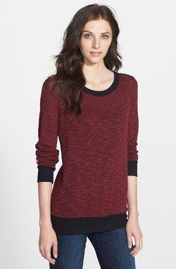 Pleione  - Zip Back Sweater