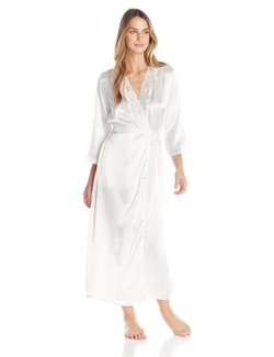 Oscar De La Renta - Solid Long Robe