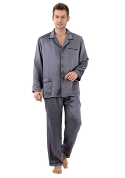 Narasilk - Contra Lux Long Sleeves Pajama Set