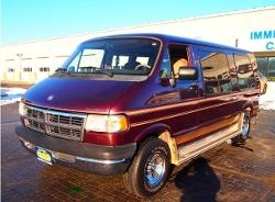 Dodge - 1997 Ram Van