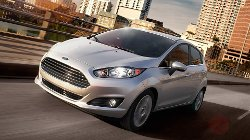 Ford - Fiesta Car