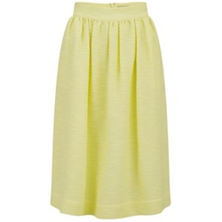 Orla Kiely - Coated Cotton Blend Skirt
