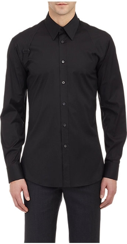 Alexander Mcqueen - Harness Dress Shirt
