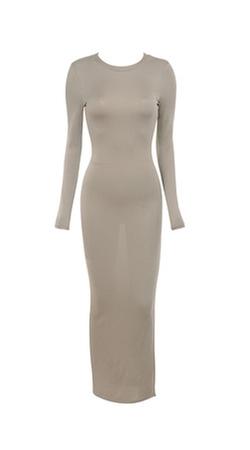 Misstress Rocks - Bodycon Maxi Dress
