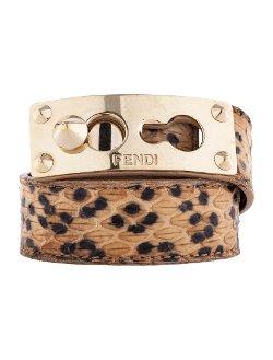 Fendi - Wrap Bracelet