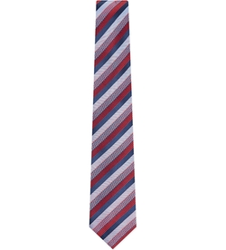 Brioni - Patterned Striped Tie