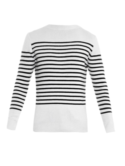 Burberry Brit - Halsted Striped Sweater