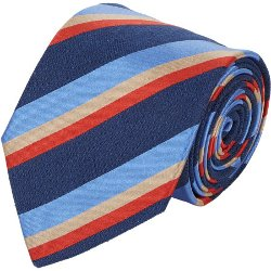 Etro  - Diagonal Stripe Neck Tie