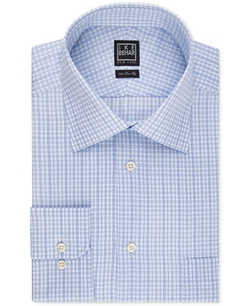 Ike Behar - Ice Check Dress Shirt