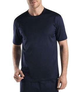 Hanro - Sporty Crewneck Tee Shirt