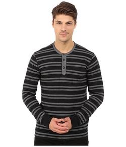 Lucky Brand  - Jacquard Henley Shirt