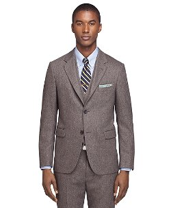Brooks Brothers - Cambridge Three-Piece Donegal Tweed Suit