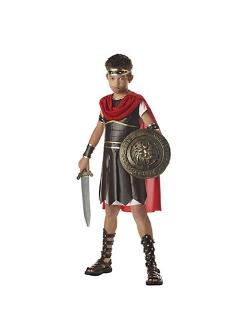 Costume SuperCenter  - Hercules Gladiator Child Costume Bundle with Accessories