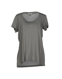 Authentic Original Vintage Style - Round Collar T-Shirt