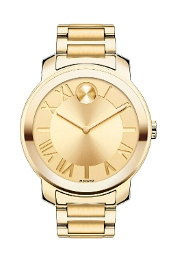 Movado - Roman Numeral Index Bracelet Watch