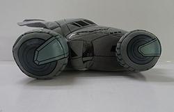 Comic Images - Dawn Of Justice Batmobile Plush