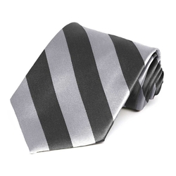 Tiemart - Striped Tie