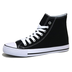 Itemtrend - Canvas High Top Sneakers
