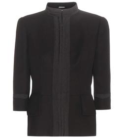 Alexander McQueen - Wool-Blend Jacket