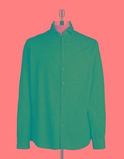 Pure  - Paisley Print Sportshirt