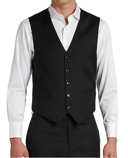Tommy Hilfiger  - Trim Fit Wool Vest
