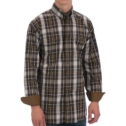 Panhandle Slim - Country Plaid Western Shirt