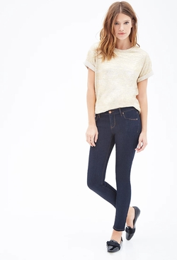 Forever21 - Low Rise Ankle Skinny Jeans