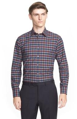 Canali - Regular Fit Sport Shirt