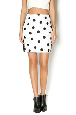 Babel Fair - Polka Dot Skirt