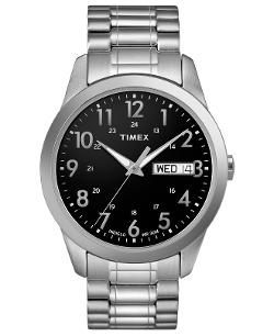 Timex Watch - Brass Expansion Bracelet Watch