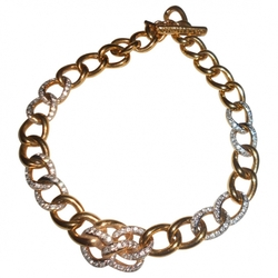 Valentino - Gold Gold Plated Necklace